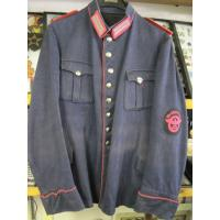 Germany, WWII period factory fireman's tunic